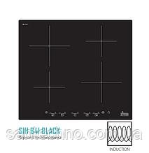 Індукційна варильна поверхня SYNTRA SIH 641 Black