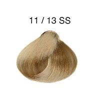11/13 SS Золотисто-пепельный экстра светлый блондин Перманентная крем-краска для волос Alter Ego Techno Fruit