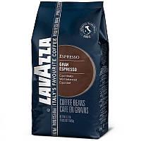 Кофе в зёрнах Lavazza Gran Espresso 1кг