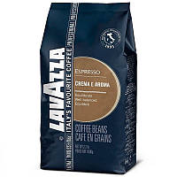 Кофе в зёрнах Lavazza Crema e Aroma Espresso 1кг