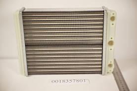 Радиатор печки Mercedes W124 1985-1992 (234*196*40мм по сотах) 1 вариант