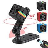Міні камера відеореєстратор SQ11 960H, фото 4