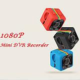 Міні камера відеореєстратор SQ11 960H, фото 3
