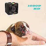 Міні камера відеореєстратор SQ11 960H, фото 6