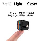 Міні камера відеореєстратор SQ11 960H, фото 7