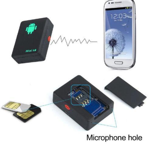 GPS трекер Mini A8 для відстеження