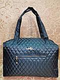 (28*40)Женские сумка стеганная сумки-мода Стильная/Сумка женская дутики спортивная сумка оптом сумки опт, фото 2