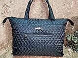 (28*40)Женские сумка стеганная сумки-мода Стильная/Сумка женская дутики спортивная сумка оптом сумки опт, фото 3