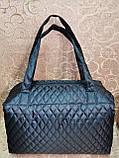 (28*40)Женские сумка стеганная сумки-мода Стильная/Сумка женская дутики спортивная сумка оптом сумки опт, фото 4