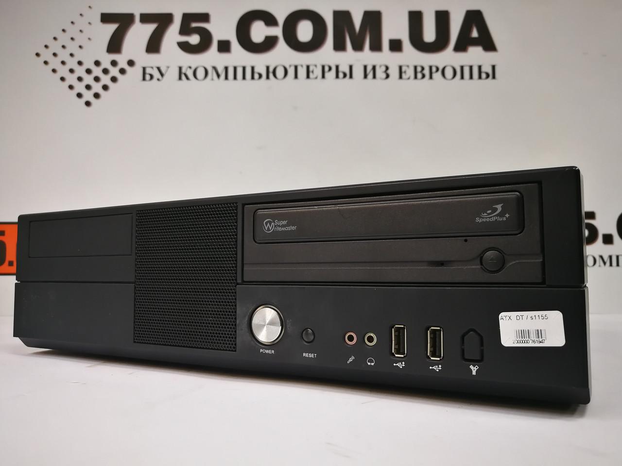 Компьютер SFF, Intel Pentium G860 3.0GHz, RAM 2ГБ, HDD 160ГБ