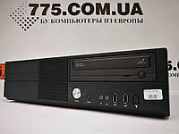 Компьютер SFF, Intel Pentium G860 3.0GHz, RAM 2ГБ, HDD 160ГБ, фото 1
