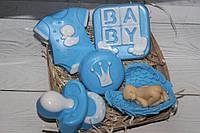 Мыло ручной работы  Набор  мыла для детей №3