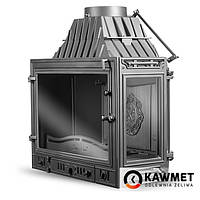 Камінна топка KAWMET W3 праве бокове скло (16.7 kW), фото 1