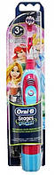 Зубная щетка Oral-B DB 4010 Stages Power (принцесса)
