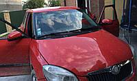 Eva автоковрики  Skoda Fabia 2007-...
