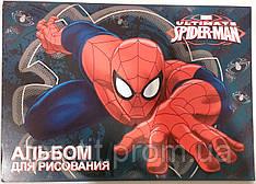 """Альбом """"Spider Man (Человек-паук)"""", 20 листов"""