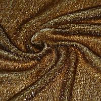 Мех искусственный коричнево-рыжий, ш.150 (21301.002)