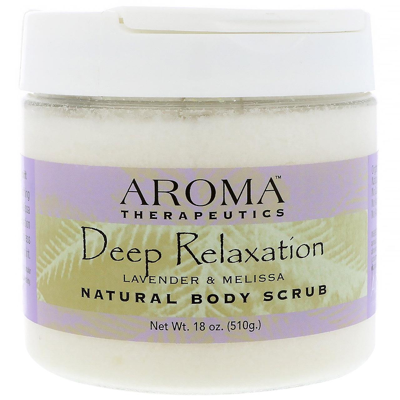 Скраб для тела, Body Scrub, Abra Therapeutics, 283 г