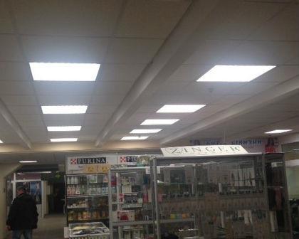 лед лампы
