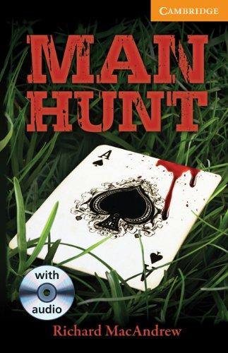 CER 4 Man Hunt with Audio CDs
