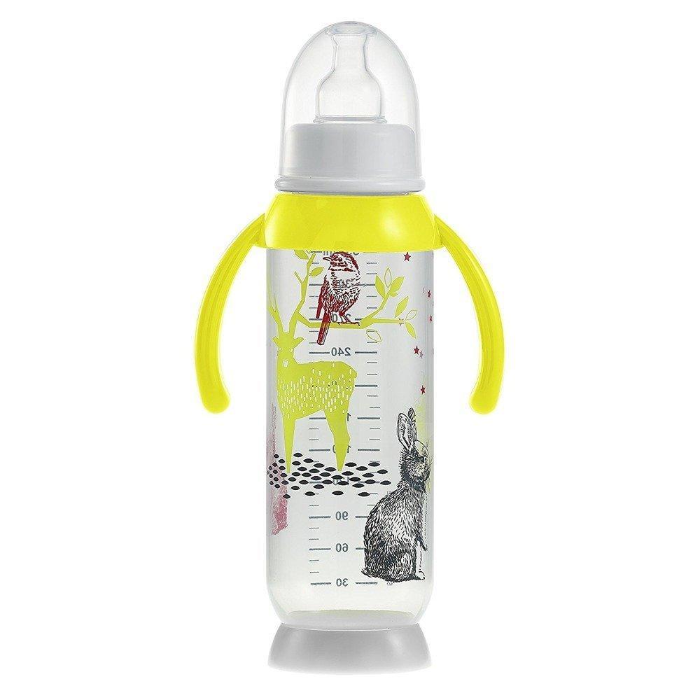 Бутылочка с ручками Beaba Bunny 330 мл, арт. 911574