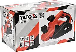 Рубанок сетевой 1300 Вт YATO YT-82144, фото 2