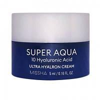 Крем с гиалуроновой кислотой Missha Super Aqua Ultra Hyalron Balm Cream Original миниатюра