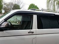 Volkswagen T5 Caravelle 2004-2010 гг. Ветровики (4 шт, Perflex Sport)