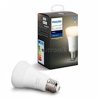 Смарт-лампочка Philips Hue  E27 W 9W BT