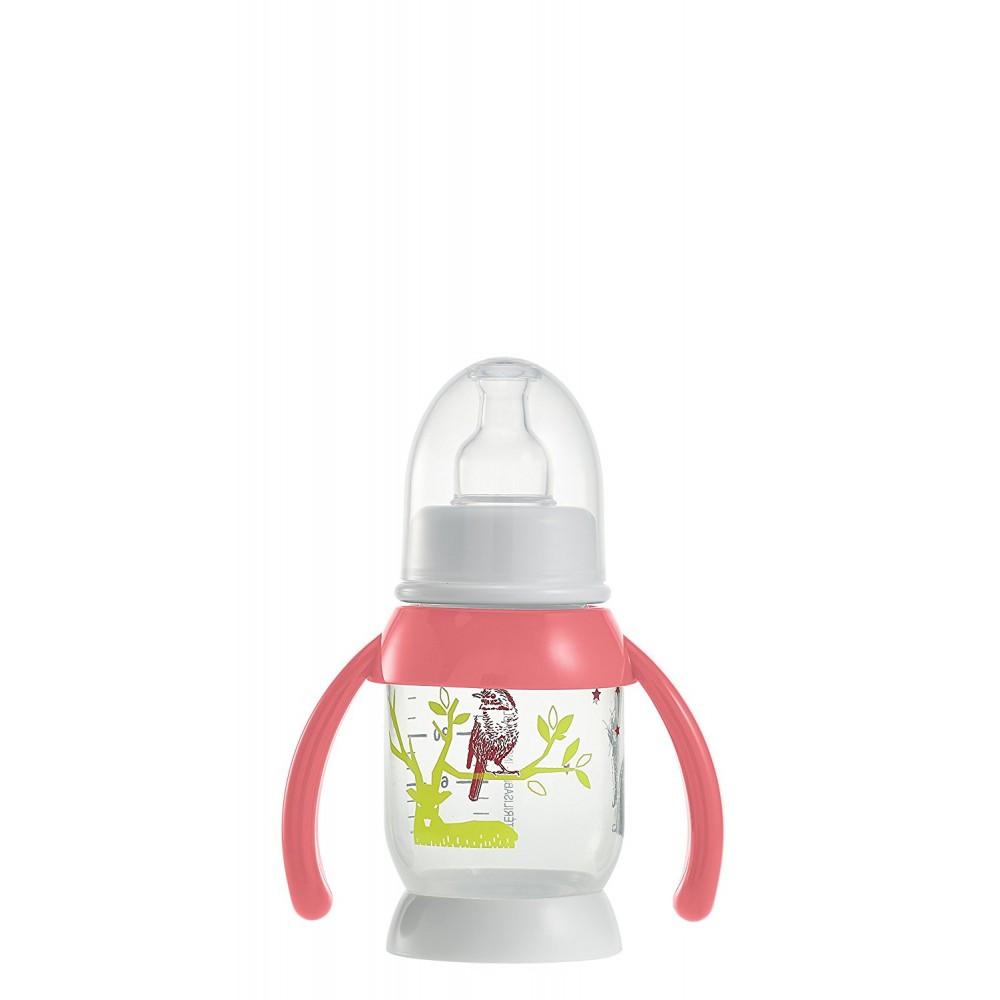 Бутылочка с ручками Beaba Bunny 120 мл, арт. 911572