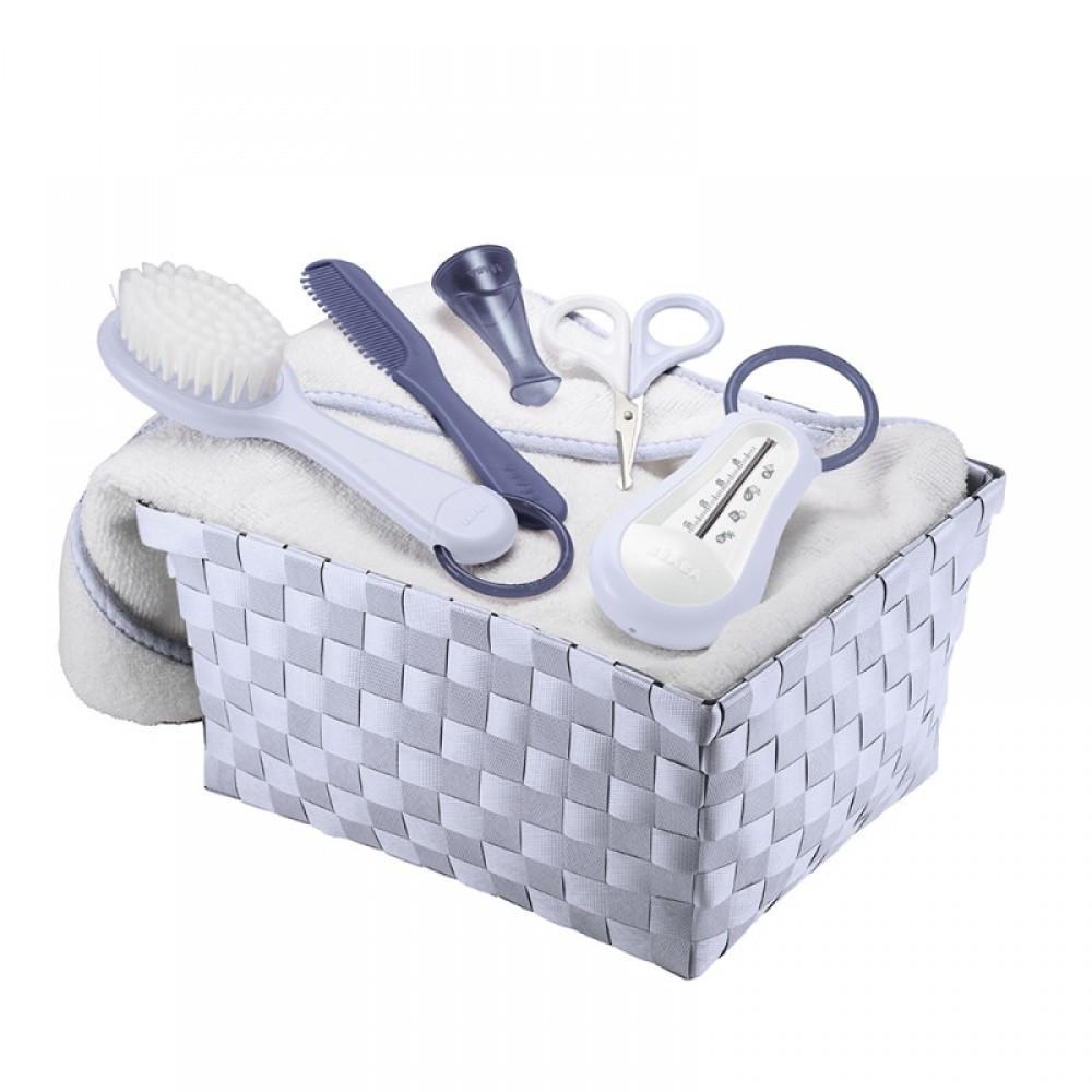 Корзинка с туалетными принадлежностями Beaba Personal care basket mineral, арт. 920303