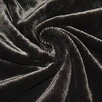 Мех искусственный темно-коричневый (21415.001)