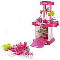 Игровой набор Кухня с посудой 928051/008-58