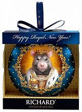Чай черный цейлонский Year of the Royal Mouse Richard ,ж\б, 20 гр