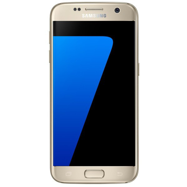 Samsung G930FD Galaxy S7 32Gb Gold (STD00588), фото 1