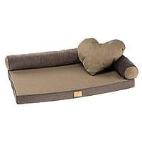 Лежак Ferplast Tommy #80 (коричневый), фото 1