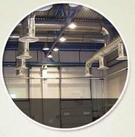 Вентиляция и кондиционирование склада