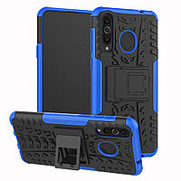 Чехол Armor Case для Huawei P30 Lite / Nova 4e Синий