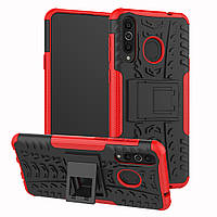 Чехол Armor Case для Huawei P30 Lite / Nova 4e Красный