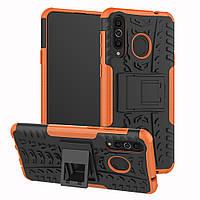 Чехол Armor Case для Huawei P30 Lite / Nova 4e Оранжевый