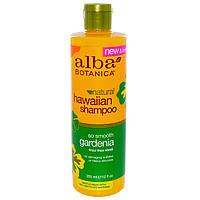 Шампунь для волос (гардения), Alba Botanica, 355 мл.