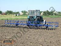 Сцепка зубовых борон СЗБ-9 для тракторов МТЗ, ЮМЗ