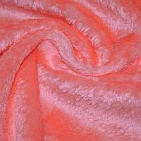 Хутро штучне помаранчеве з білим відливом, ш.150 (21571.001)