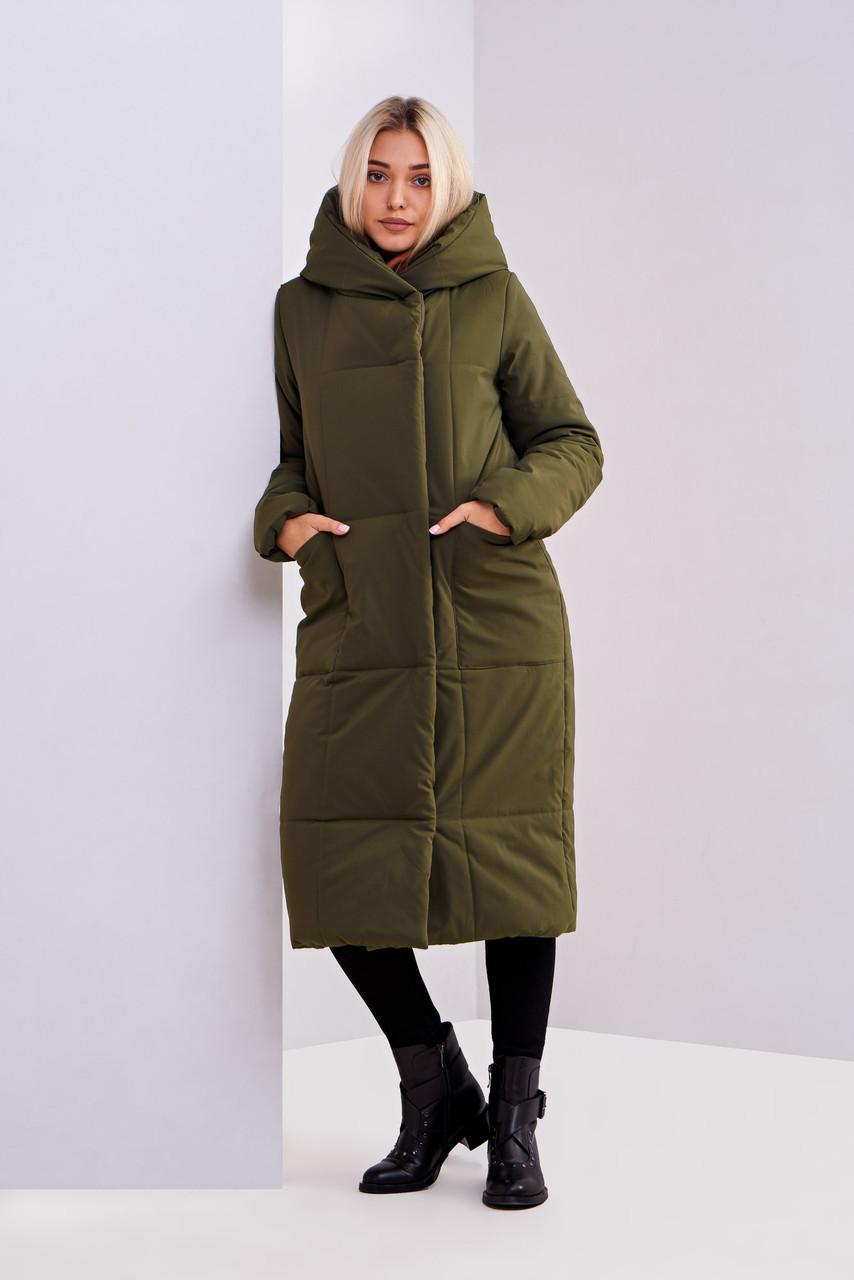 Зимняя куртка с 42 по 48 размеры