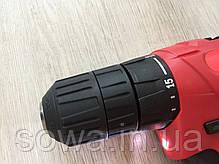 ✔️ Аккумуляторный шуруповерт Max mxcd12L  ( 12В / 2 А.Ч ), фото 3