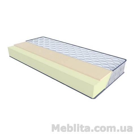 Ортопедический матрас Sleep&Fly Silver Edition OZON 120х190 ЕММ, фото 2