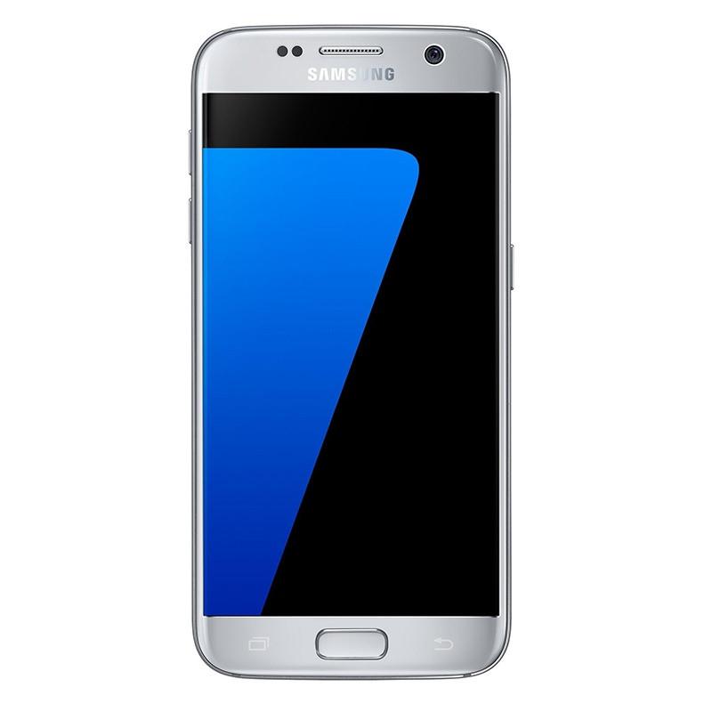 Samsung G930FD Galaxy S7 32Gb Silver (STD00587), фото 1