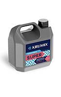 Универсальная грунтовка акриловая KRUMIX SUPER, для наружных и внутренних работ, 10л.