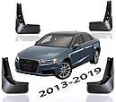 Брызговики MGC AUDI A3 седан Америка 2013-2019 г.в. комплект 4 шт 8V3075111, 8V3075101, фото 4