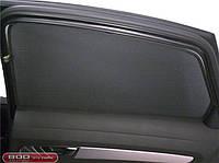 Audi A6 C7 2011+ гг. Солнцезащитные шторки (5 шт, вставные)